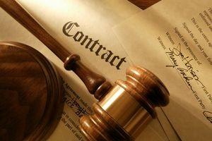 Риски при заключении договора о намерении