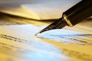 Составление и подписание договора задатка