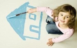 Как подарить ребенку долю в квартире?