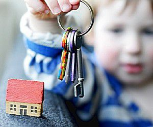 Дарение доли недвижимости принадлежащей ребенку