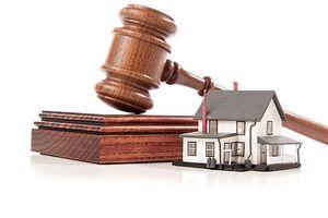 Рассмотрение вопроса о перепланировку в суде