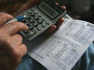 Расчет тарифа по ЖКХ с приборами учета и без