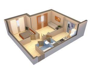 Виды перепланировок жилья