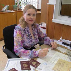 рассмотрение документов в паспортном столе