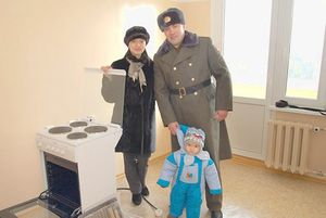Процедура получения госпомощи на покупку жилья военнослужащим