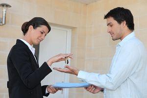 Фактическая приемка жилья покупателем