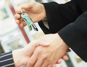 образец заключения договора на сдачу жилье