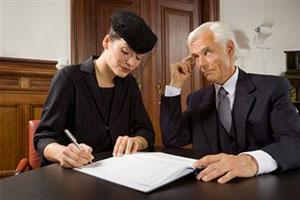 Услуги адвоката в процессе по оспариванию завещания