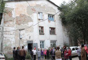 Обращение в комиссию при разрушении дома