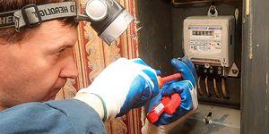 Как правельно заменить счетчик электроэнергии?