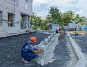 Кто должен выполнять работы по благоустройству придомовой территории многоквартирного дома