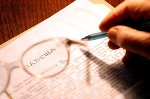 Подготовка документов на вступление в наследство по завещанию