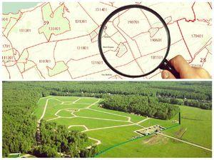 Расшифровка кадастрового номера на земельный участок