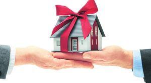 Налог на дарение недвижимости