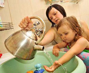 Что делать, если отключили горячую воду без предупреждения