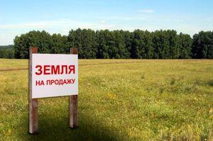 Законы РФ о продаже земли