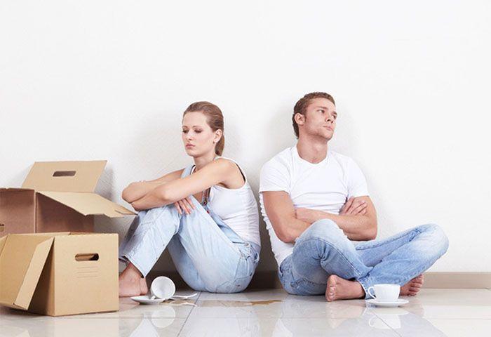 Варианты деления имущества между супругами при разводе