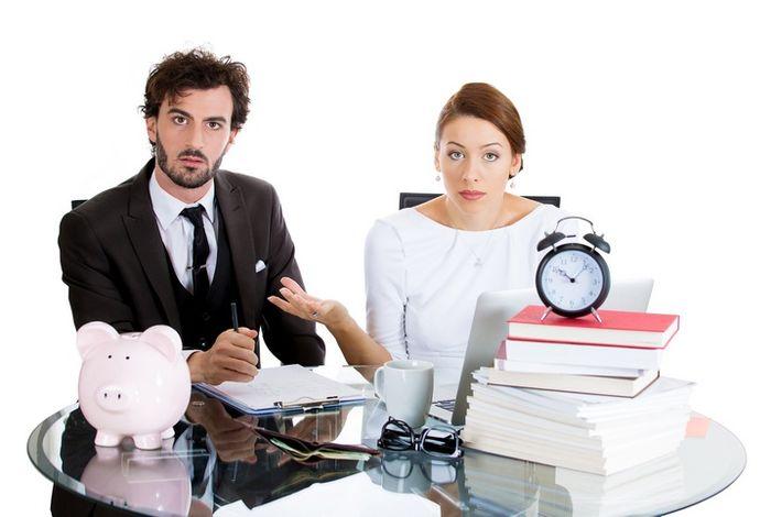 Основания для раздела лицевого счета