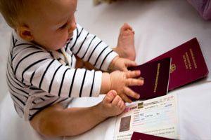 Штраф за отсутствие прописки у новорожденного
