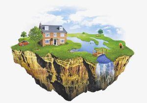 Как выглядят документы на собственность земли