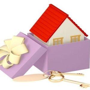 Условия дарения дома