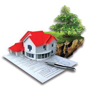 Расчет суммы налога при продаже земельного участка, в том числе и с домом