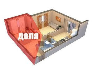 Выделение доли квартиры в натуре