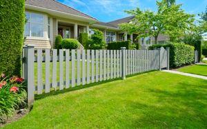 Сколько метров составляет придомовая территория частного дома