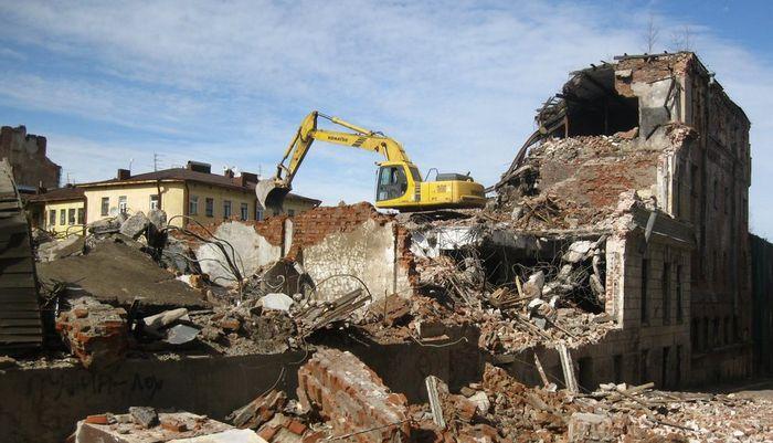 Законы о сносе ветхого и аварийного жилья