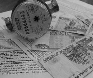 Штрафы и ограничения для должников по оплате коммунальных услуг
